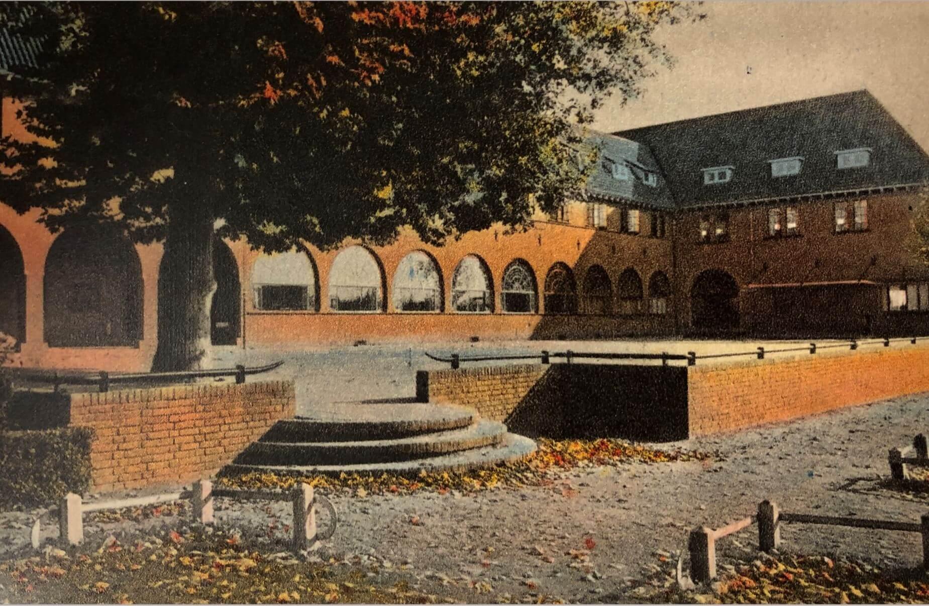 Binnenhof pensionaat