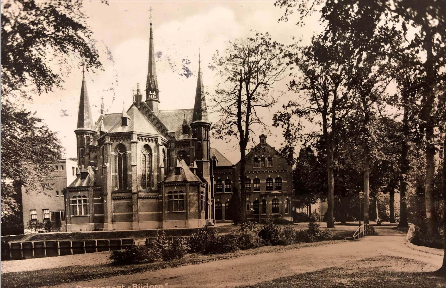 Buitenzijde Kapel